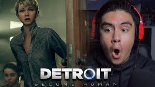 I KNEW COMING HERE WAS A BAD IDEA | Detroit: Become Human [6]