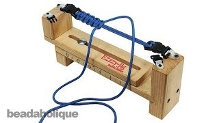 getlinkyoutube.com-How to Use the EZzzy-Jig Paracord Bracelet Maker