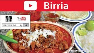 getlinkyoutube.com-BIRRIA | Vicky Receta Facil