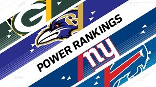 getlinkyoutube.com-Week 14  Power Rankings | NFL Now