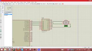 getlinkyoutube.com-Interfacing of Unipolar Stepper Motor through AVR in ISIS Proteus