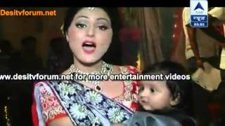 getlinkyoutube.com-Naksh Ki First Birthday Party-SBS 10th October 2012 YRKKH