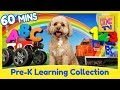 Learning Collection by Brain Candy TV  Vol 1  Learn English, Numbers, Colors and More