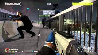 getlinkyoutube.com-Payday 2 Crimewave Edition Glitch (Super jump + Falling out of map)