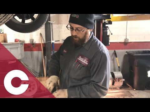 Replacing Rack & Pinion Inner Tie Rod by Joe Huff