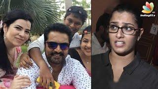 getlinkyoutube.com-Varalakshmi Sarathkumar and other celebrities avoided Radhika Rayane marriage