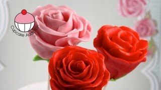 getlinkyoutube.com-VALENTINES Rose Flower Cakepops - MyCupcakeAddiction & Yoyomax12 Cake Pop Collaboration!