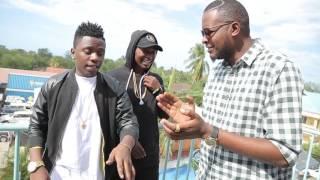 CHID BEENZ NA RAYMOND WATAMBULISHA NYIMBO MPYA (CLOUDS FM)
