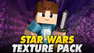 getlinkyoutube.com-STAR WARS TEXTURE PACK! - Minecraft | LetsPhil