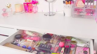 getlinkyoutube.com-Makeup Collection || Lilyellaburt ♡