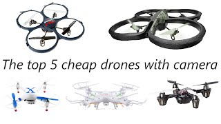 getlinkyoutube.com-Top 5 best drones with camera you can buy (under $100)
