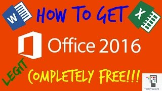 getlinkyoutube.com-How to get OFFICE 2016 FULLY ACTIVATED for FREE Windows 7,8,8.1,10 (HD)