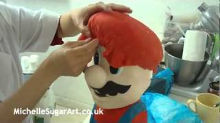 getlinkyoutube.com-Super Mario cake