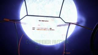 getlinkyoutube.com-Scary dense star close to going Nova! - Elite Dangerous