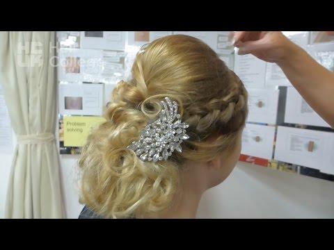 Hairdressing Masterclass - Bridal / Prom Demonstration