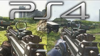 getlinkyoutube.com-PS4 GAMEPLAY 1080p (Playstation 4) vs PS3 Graphics - Call of Duty: Ghosts - (Sony Console 2013 HD)