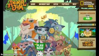 getlinkyoutube.com-ANIMAL JAM I FOUND A MEMBERSHIP CODE