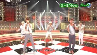 getlinkyoutube.com-SHINee - Boys Meet U - Live