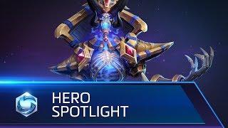 Heroes of the Storm - Kel'Thuzad Spotlight