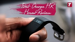 getlinkyoutube.com-Fitbit Charge HR Honest Review & How to Use