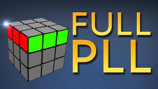 getlinkyoutube.com-CFOP: Complete PLL Guide