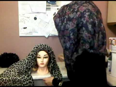 VOLUMISED HIJAB WITHOUT FLOWER CLIP!!