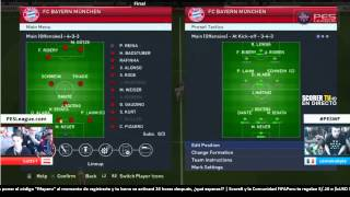 getlinkyoutube.com-PES World Finals 2015 : Lutti-1 (AUT) vs usmakabyle (FRA) - Gran Final