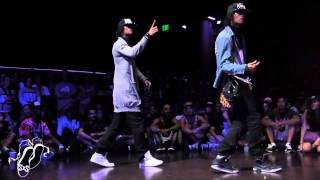 getlinkyoutube.com-Les Twins vs Control Freakz| Top 4| & Les Twins vs Zamounda| Final| FSS15 All Styles| StepXStepDance
