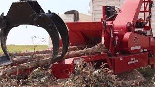 Morbark - Picador Drum Chipper - Celulose On TV