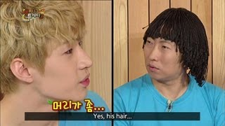 getlinkyoutube.com-Happy Together - What's Your Name Special: Henry, Kyuhyun, Dasom, Hyuna & more! (2013.07.24)