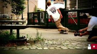 DC - Skateboard promo viedo Holiday 2011