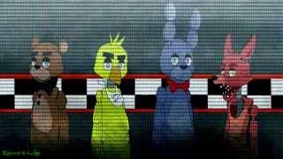 getlinkyoutube.com-FNAF 3 -  Die In A Fire  (animation)
