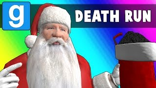 getlinkyoutube.com-Gmod Deathrun Funny Moments - Santa's Workshop! (Garry's Mod)