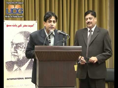 INTERNATIONAL SEMINAR ON CENTENNIAL CELEBRATION OF FAIZ AHMAD FAIZ (Q&A).AVI