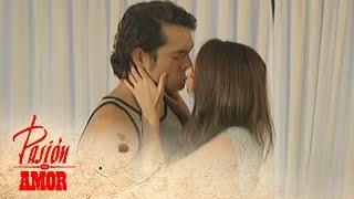 getlinkyoutube.com-Pasion de Amor: Juan, Norma rekindle their romance