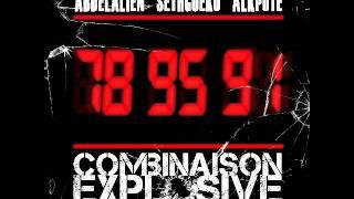 Abdelalien - Combinaison explosive (ft. Seth gueko et al kpote)