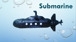 getlinkyoutube.com-How to make a toy submarine