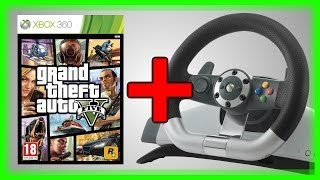 getlinkyoutube.com-Playing GTA 5 with a Steering Wheel