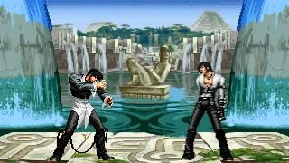 getlinkyoutube.com-【KOF WOJ】Final Iori-yagami  VS Final Nao