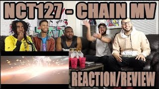 NCT 127 - CHAIN MV REACTION/REVIEW