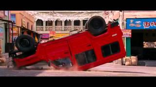 Chennai Express Scene copied from Tamil movie Alex Pandian