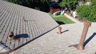 getlinkyoutube.com-Installing a new roof : basic steps on how to become a better installer, roofer, the best video !
