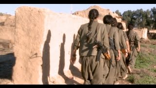 getlinkyoutube.com-How Kurdish women soldiers are confronting ISIS on the front lines