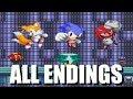 Sonic.exe Nightmare Beginning: All Endings