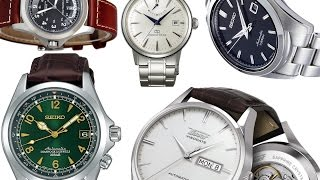 getlinkyoutube.com-Top 5 Watches Under $500 -Tissot Visodate, Hamilton Khaki, Orient Star, Seiko Alpinist & SARB033