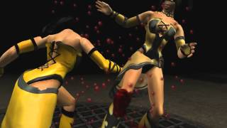 getlinkyoutube.com-Mortal Kombat Deception: Fatality Demonstration [HD]