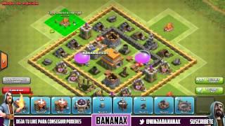 getlinkyoutube.com-DISEÑO ALDEA AYUNTAMIENTO NIVEL 6 | Clash of Clans