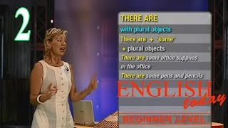 getlinkyoutube.com-Learn English Conversation - English Today Beginner Level 2 - DVD 2