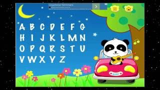 getlinkyoutube.com-ABC SONG ✿★My ABCs video by BabyBus★✿ Free ipad alphabet learning abc song game app for kids iphone