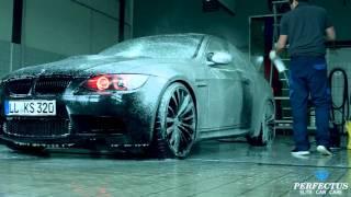 getlinkyoutube.com-BMW M3 Frozen Black Detailing